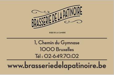 logo brasserie de la patinoire